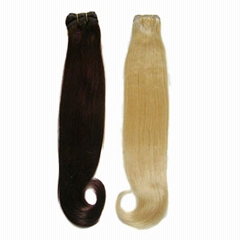 the  human hair weaving