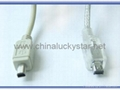 USB AM to 4P Cable