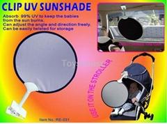 Clip UV Sunshade