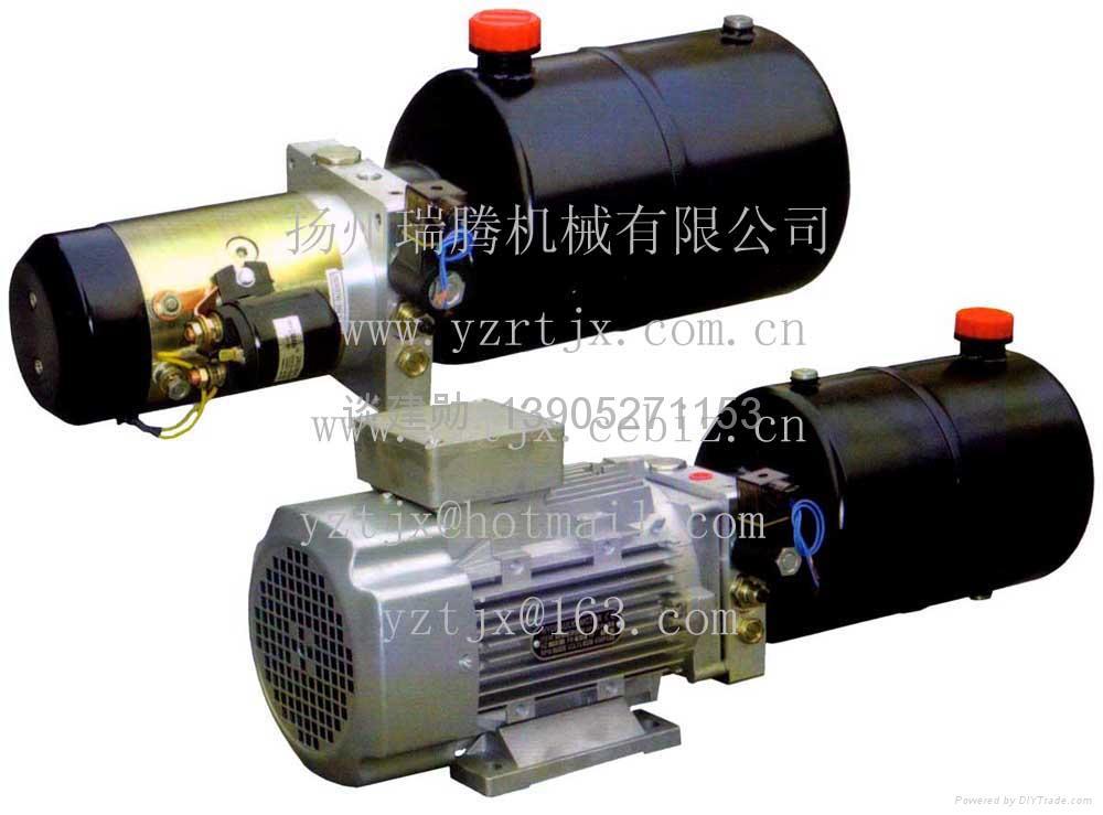 电动液压油泵图片