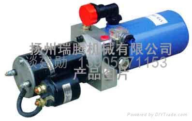 电动液压油泵_电动液压油泵图