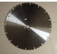 laser welded & high frequency welded blades