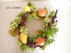 人造水果環