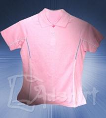 专业定制女士休闲服,圆领衫,女士T恤,针织衫