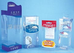 gift boxes ,PVC boxes ,PET boxes ,clear packaging