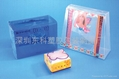 PP/PVC/PET plastic gift boxes/gift