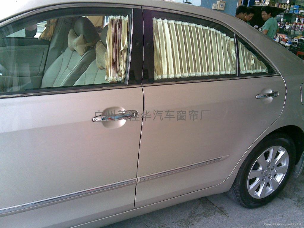 广州美佳华汽车窗帘2010  款1 4
