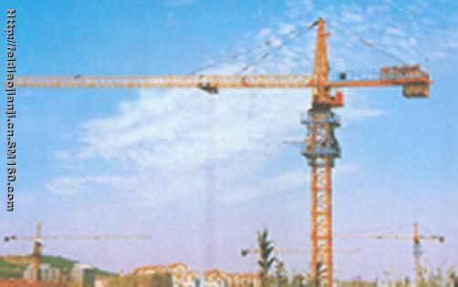 (1) 产品描述 qtz40(tc4208,4708,4808,4810)型塔吊,液压自升式,前臂4图片
