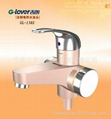 GL-1302即热式电热水龙头