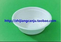 供应500ML纸浆碗(图) 纸浆餐具