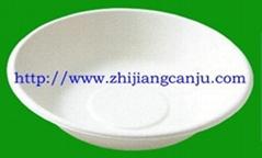 供应6寸日本碗(图) 纸浆餐具