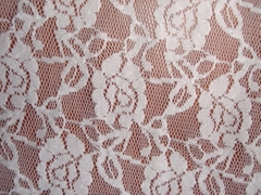 Lace Fabrics Raschel Polyamide