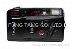 Regular Size 35mm Motorized Camera