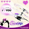 58021 2.4G 3.5CH RC Projection Helicopter