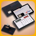 usb flash drive, usb flash stick wtih calculator