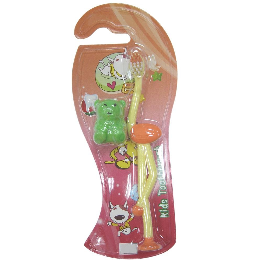 children toothbrush and adult toothbrush 1