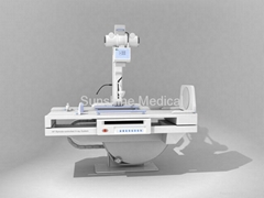 HF Gastrointestinal Medical Diagnostic X-ray Machine