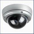 Color CCD Vandal-proof Dome Camera