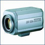 CCTV color CCD Zoom Camera 4