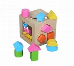 Shape box