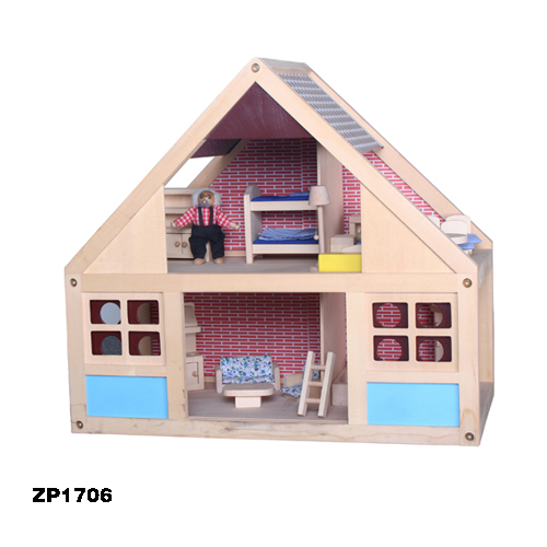 doll house - ZP1706 (China Manufacturer) - Wooden Toys - Toys Products ...