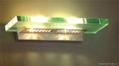 Glass wall lamp 925/2
