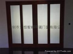 智能電控調光玻璃