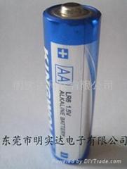 LR6碱性干电池