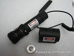 532nm Wavelength Green Laser Gunsight