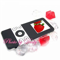 NEW 1GB 1.5 i-Platinum MP4 MP3 Player LCD Black