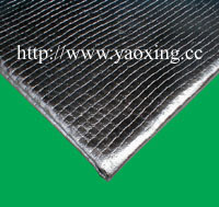 Aluminum-foil Coated fiberglass Cloth