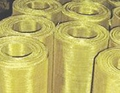 Brass Wire Mesh (Wire Cloth)