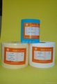 curing air filter paper