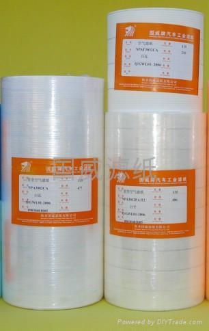 filter paper for automobile filter  1