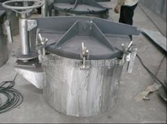 圓型傳動式油艙蓋