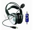 USB skype VOIP headphone