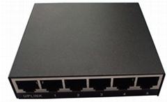 5 Port 10/100M Switch hub