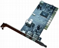 PCI Fireware card