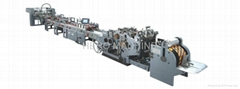 HD-960 Sheet Feeding Type Paper Handbag Machine