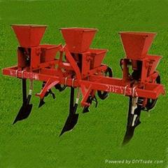 Corn Fertilization Seeder