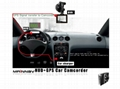 GPS Car DVR