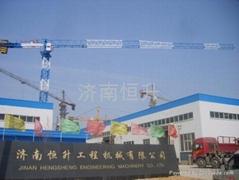 flat top crane