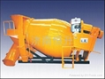 Concrete mixing delivery drum