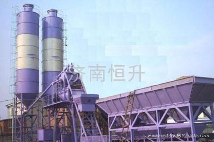 Concrete batching plant 1