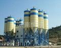 Concrete batching plant 4