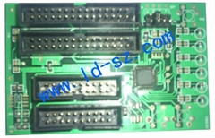 HP5500 chip decoder