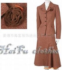 Female occupation suit