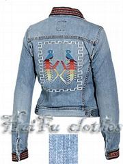 Lady's cowboy jacket
