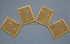 Sell Copper/Brass/Phosphor Bronze Perforated Metal Mesh
