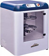 automatic gyroscopic paint mixer